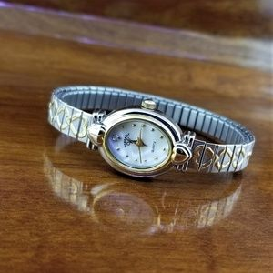 96c28d4729 Wrangler Accessories | Vintage Mother Of Pearl Face Watch | Poshmark